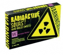 Radio Active Sours Watermelon 100g